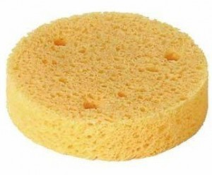 Moist pads round
